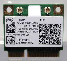 GENUINE Wireless Network Card Intel WiFi LINK 5100 512AN_HMW 43Y6517 672507-001