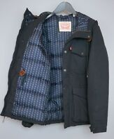 Men Levi Strauss & Co Parka Jacket Down Filled Warm Winter S ZEA683