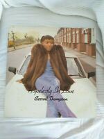 Carroll Thompson Hopelessly In Love Vinyl LP