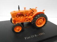FIAT 25 R 1951 TRACTOR SCHLEPPER HACHETTE G006 1/43