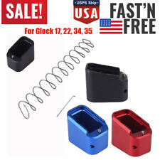 Magazine Extension Base Pad Kit Rock Your Glock For Glock 17 22 34 35 +4 +3 Us