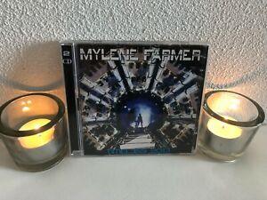 Mylene Farmer Double CD Audio Timeless 2013 Boitier Cristal Bon Etat