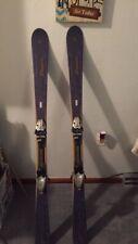 womens skis with bindings