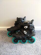 Powerslide HC EVO Pro Trinity Skates Mens 10US/44EU w frame wheels bearings!!!