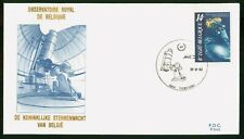 MayfairStamps Belgium 1962 Royal Observatory Space Cover wwm93783