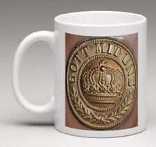 Tasse Gott mit uns alt Kaffeebecher, Kaffeebecher, Kaffeetasse, Kaffeepot