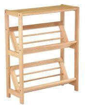 Bookshelf with Slanted Shelf-Winsome 82430 NEW