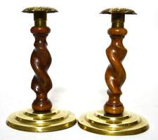 Brass Antique Woodenware