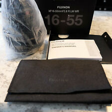 New ListingPerfect Open Box Fujifilm Fuji Xf 16-55mm f/2.8 R Lm Wr Lens + Uv Filter