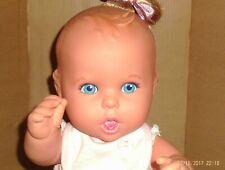 1994 vintage 15 in. vinyl jointed Gerber doll by Toy Biz