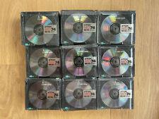 Lot 59 Minidisc TDK MD-XG