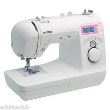 BRAND NEW BROTHER NS15 COMPUTERIZED SEWING MACHINE, WITH BONUS NEEDLE PACK