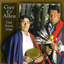 G.Paul Jr/Allen-Dine Peyote Songs  CD NEW