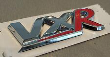 Original Vauxhall VXR Emblem Logo mit rotem R 2013er klein Astra-J OPC 177267