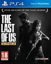The Last of Us Remastered PS4 - totalmente in italiano