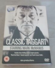Classic Taggart 3 disc DVD box set NEW SEALED