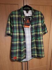 SCOTT Trail 60 mens MTB shirt size Large NEW cycling shirt