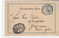 austria 1900 stamps card ref 20913