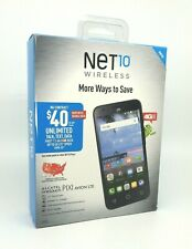 Net 10 Alcatel Pixi Avion LTE Cell Phone Ready to Activate NEW