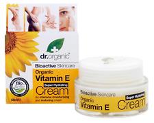 Dr. Organic Bioactive Organic SUPER Hydrating Vitamin Vit E cream 50ml