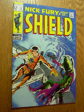 Nick Fury #11 Vf- Lost in Space