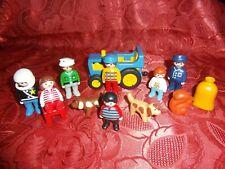 playmobil lot 123