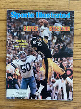 New listing Sports Illustrated January 29, 1979 Super Bowl Steelers Cowboys
