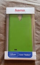 HAMA  Rubber Case For Samsung Galaxy S4 - Green