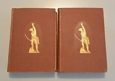 CONQUEST OF THE COUNTRY NORTHWEST OF THE OHIO RIVER 1778-1783 Two Vol.1896
