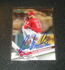 CAM BEDROSIAN 2017 Topps IP AUTO AUTOGRAPHED SIGNED ANGELS
