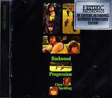 CHRIS SPEDDING backwood progression Esoteric CD NEU OVP/sealed