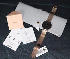 Cluse Damen Armbanduhr CL30016 Minuit Mesh