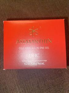 DHC Astaxanthin Collagen All-in-One Gel 4.2 Oz New In Box
