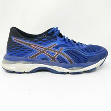 Asics Womens Gel Cumulus 19 T7B8N Blue Running Shoes Lace Up Low Top Size 7.5