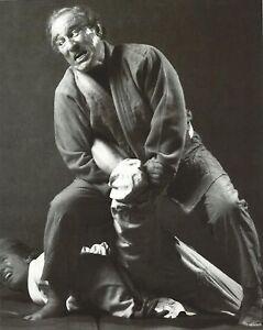 Judo Gene LeBell 8x10 Photo Picture Pro Wrestling MMA NWA WWE Ronda Rousey Coach