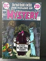 House Of Mystery #208 DC Comics Nov. 1972  GDVG