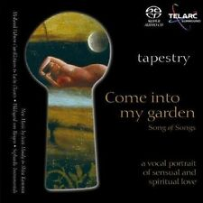 Tapestry Song of Songs Come Into My Garden * 089408048609 CD