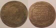 Jeton Nuremberg, MINERVA CUSTOS URBIS, 19° siècle !!