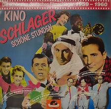 """KINO SCHLAGER - SCHÖNE STUNDEN 1959-1960  12""""  LP  (P652)"""