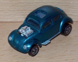 Custom Volkswagen aqua Redline Hot Wheels Modell Beetle Muscle Car Rod Redliner