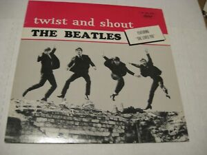 ## The Beatles/ Twist And Shout/ Capitol/ 1964/ Canada/ 1983 pressing