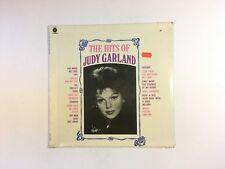 JUDY GARLAND The Hits Of Judy Garland LP Capitol SM-1999 US 1966 SEALED PROMO 8F
