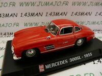 AP70G Voiture 1/43 IXO AUTO PLUS : MERCEDES 300 SL 1955