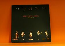 STEELEYE SPAN - LIVE AT LAST - CHYRSALIS 1978 - *RARE* DEMO EX VINYL LP RECORD