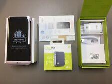 New listing New Lg G5 H820 - 32Gb - Gold (At&T) Gsm Unlocked Smartphone w/ Camera Grip Inbox