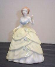 Porcelain/China Decorative Yellow Coalport Porcelain & China