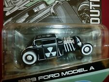 FORD MODEL A 1929 29 OUTLAWS MAX GRUNDY DIE CAST 1/64 MAISTO DESIGN