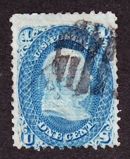 US 92 1c Franklin Used F-VF SCV $475