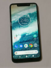 Motorola Moto One - 64GB - Black (Unlocked)