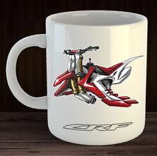 Honda CRF Life motorcycle Coffee Mug Cup 1000 600 CRF XR CBR VFR CTX CRF 250 450
